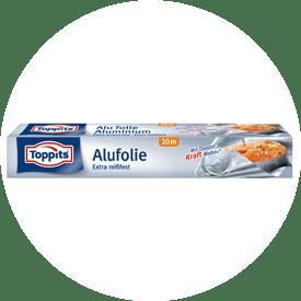 Alufolie mit Doppel-Kraft-Waben®