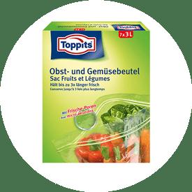 Obst- und Gemüsebeutel von Toppits®
