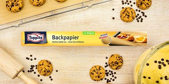 Toppits® Backpapier