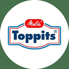 Toppits® Logo von 1988